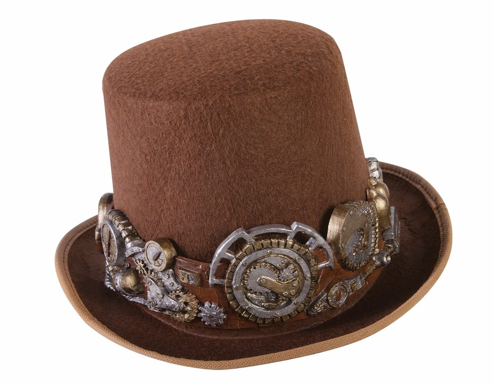 Picture of Steampunk Hat with Deluxe Band