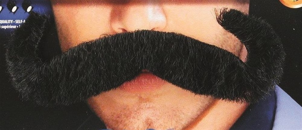 Picture of Jumbo Mustache