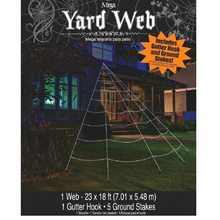 Picture of Mega Yard Web Decoration