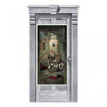 Picture of Asylum Corridor Door Decoration