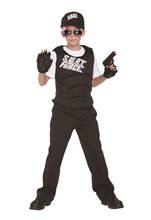 Picture of SWAT Force Child Costume Set