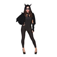 Picture of Bat Crazy Cape Costume Kit
