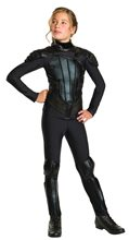 Picture of Hunger Games Mockingjay Part 1 Deluxe Katniss Tween Costume