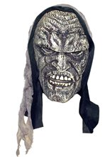 Picture of Flexi-Foam Zombie Frankenstein Mask