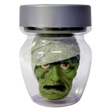 Picture of Animated Mummy Head in a Jar Prop