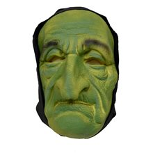 Picture of Flexi-Foam Green Witch Mask