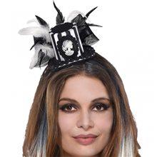 Picture of Black & Bone Gothic Headband
