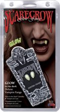 Picture of Small Deluxe Glow in the Dark Vampire Fangs