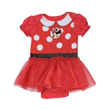 Picture of Minnie Mouse Tutu Infant Onesie