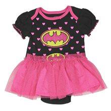 Picture of Batgirl Tutu Infant Onesie