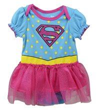 Picture of Supergirl Tutu Infant Onesie