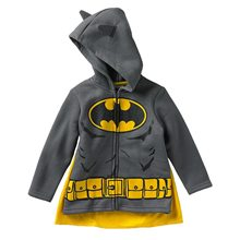 Picture of Batman Toddler Hoodie with Cape