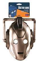 Picture of Doctor Who Cyberman Paper Mask