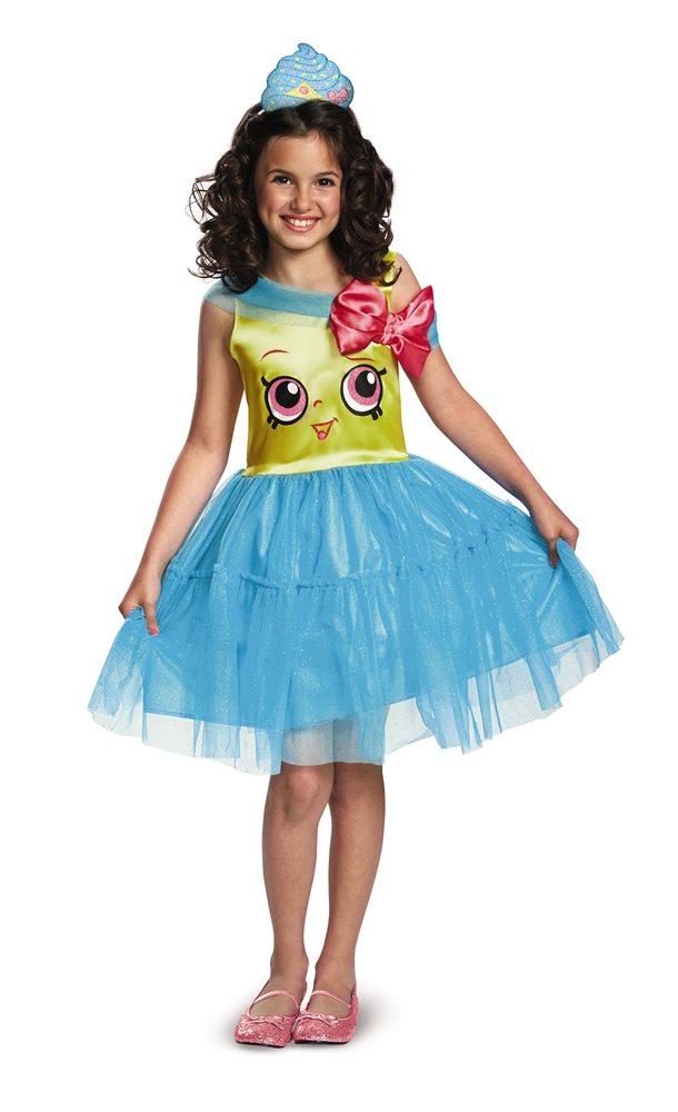 Picture of Shopkins Classic Cupcake Queen Child Costume