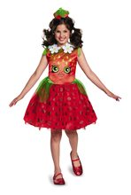 Picture of Shopkins Classic Strawberry Kiss Child Costume