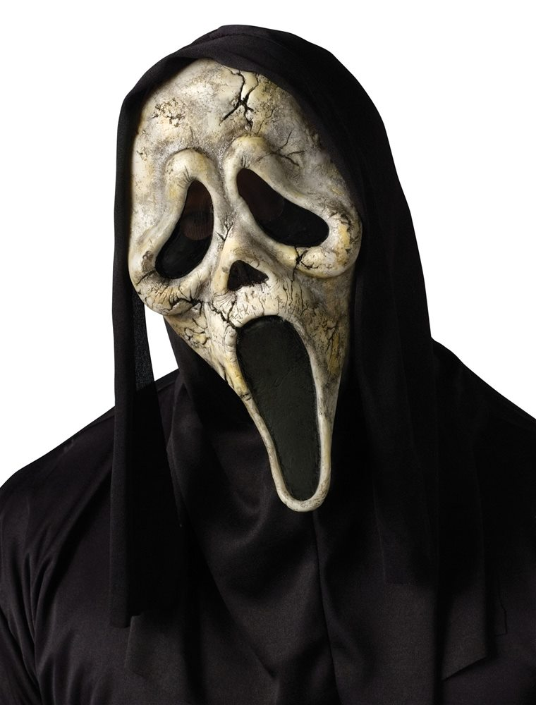 Picture of Scream Ghost Face Zombie Mask