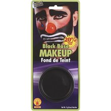 Picture of Black Base Makeup 4 oz