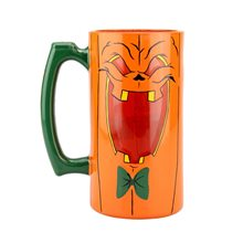 Picture of Beer-O-Lantern Halloween Stein Glass 26oz