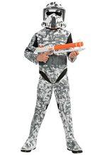 Picture of Star Wars Clone Wars Arf Trooper Child Costume 2