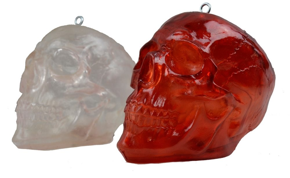 Picture of Crystal Skull 7 Inch
