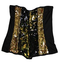 Picture of Adult Womens Sequin Corset (More Colors)