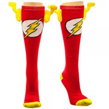 Picture of The Flash Knee High Socks with Wings
