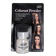 Picture of Mehron Colorset Powder .25 oz