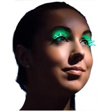 Picture of Glow in the Dark Butterfly Eyelashes