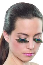 Picture of Peacock Eyelashes