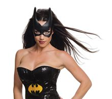 Picture of Batgirl Adult Mask