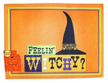 Picture of Feelin' Witchy Doormat