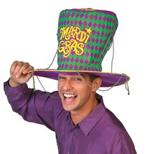 Picture of Mardi Gras Jumbo Hat
