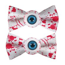 Picture of Bloody Eyeball Barrettes