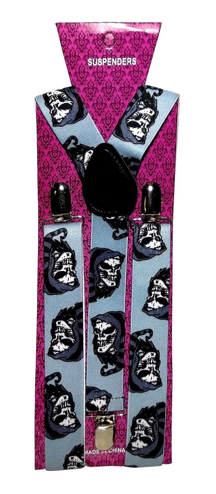 Picture of Grim Reaper Suspenders