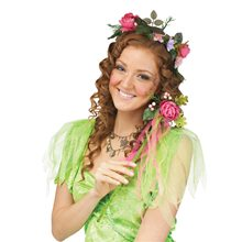 Picture of Fairy Wreath Headband & Wand Set (More Colors)
