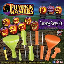Picture of Party Pumpkin Carving Kit