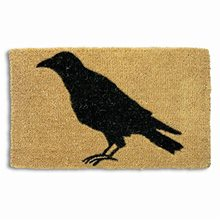 Picture of Black Crow Coir Doormat