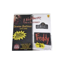 Picture of A Nightmare on Elm Street Freddy Add-On Signs