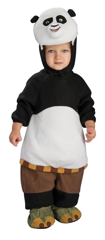Picture of Kung Fu Panda Infant Costume
