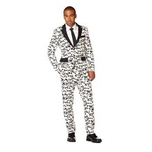 Picture of Nightmare Before Christmas Jack Skellington Adult Mens Suit