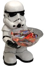 Picture of Star Wars Stormtrooper Candy Bowl Holder