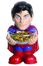 Picture of Superman Candy Bowl Holder