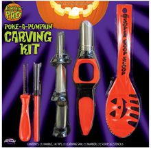 Picture of Poke-a-Pumpkin Carving Kit