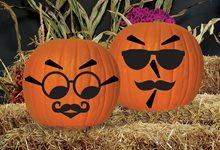 Picture of Pumpkin Dudes Decoration Kit (More Styles)