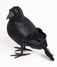 Picture of Glitter Standing Crow