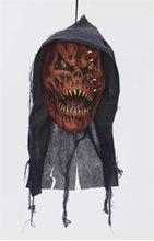 Picture of Severed Hanging Pumpkin Demon Head