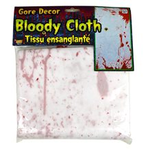 Picture of Gruesome Bloody Cloth