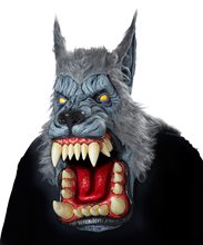 Picture of Lunar Psycho Wolf Ani-Motion Mask