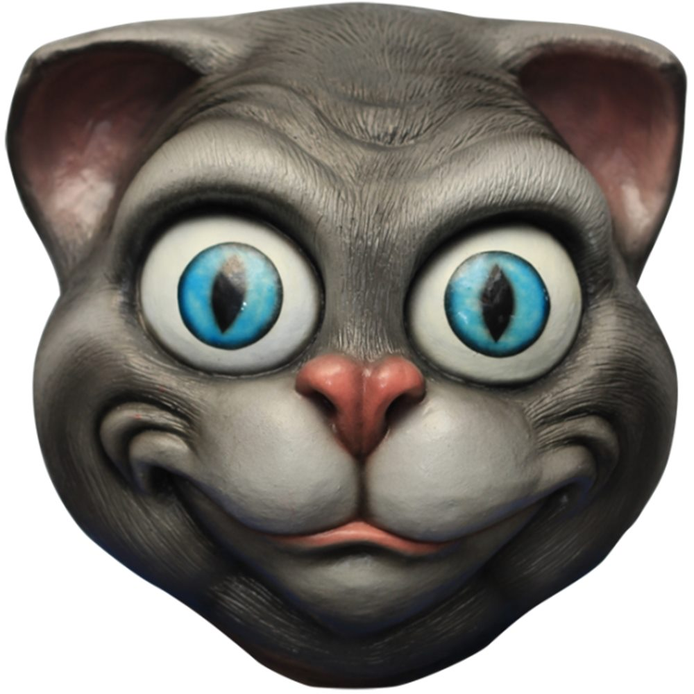 Picture of Smiling Wonderland Kitty Mask