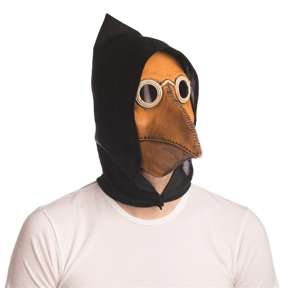 Picture of Steampunk Plague Doctor Mask